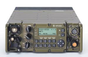 Rohde and Schwarz MT3R Military Radio