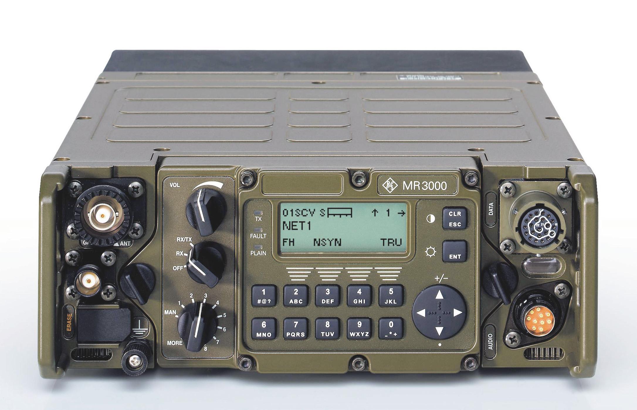 Rohde & Schwarz - Development of Software Defined Radios (SDR)